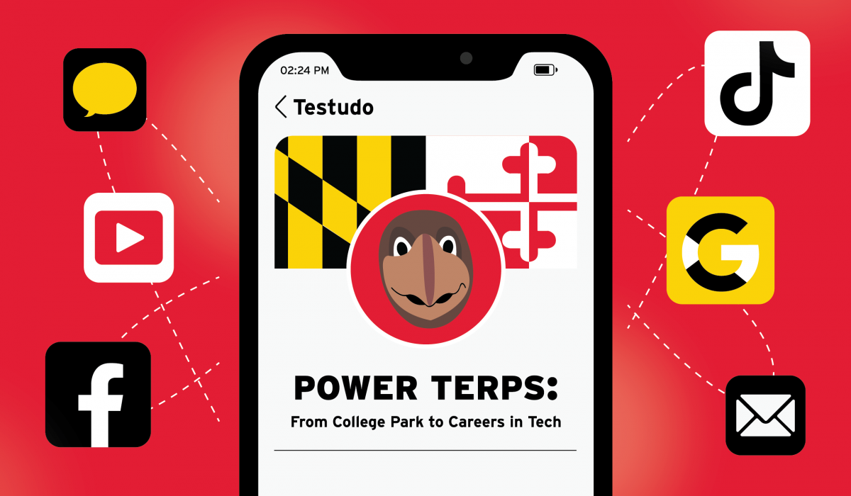 Power Terps: From College Park to Careers in Tech
