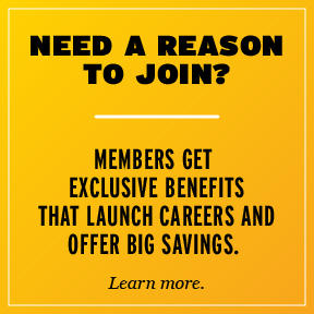 Need a Reason to Join?