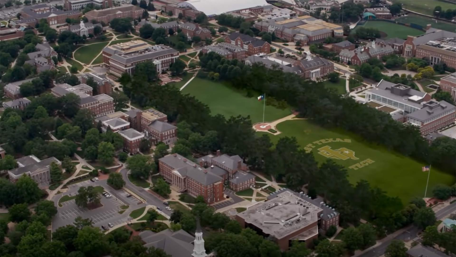 """UMD Campus on """"Young Sheldon"""""""